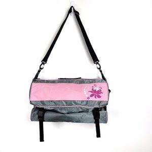 Lululemon Yoga Gym Ballistic Duffel Bag